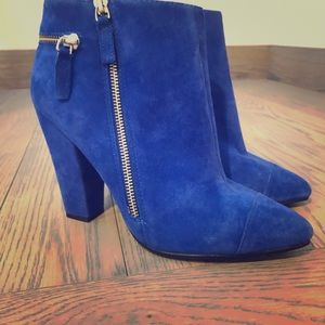 Never been worn ankle booties